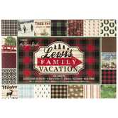 Lewis Family Vacation Paper Pack